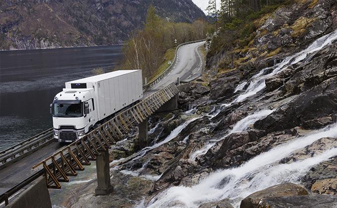 comprar camion Renault