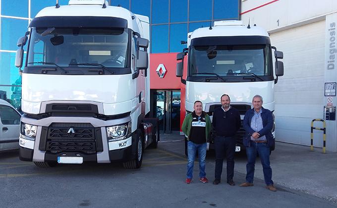 camiones Renault