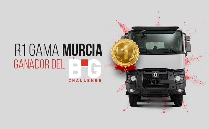 premio Renault Trucks The Big Challenge 2017
