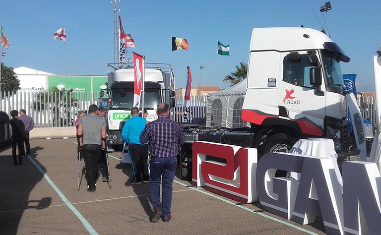 Concesionario Renault Trucks participa en Expolevante