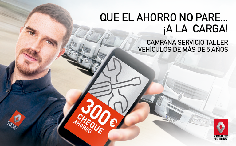Cheques talleres Renault Trucks