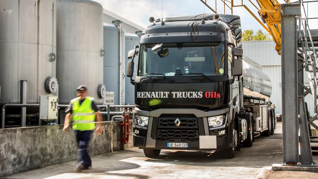 venta de camiones renault
