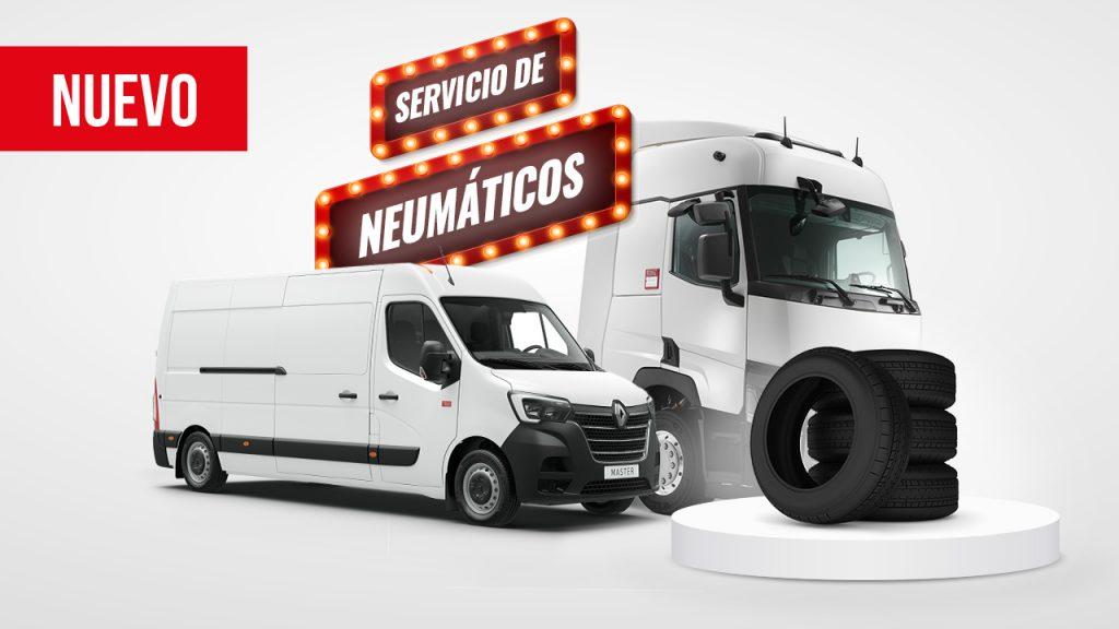 taller renault trucks